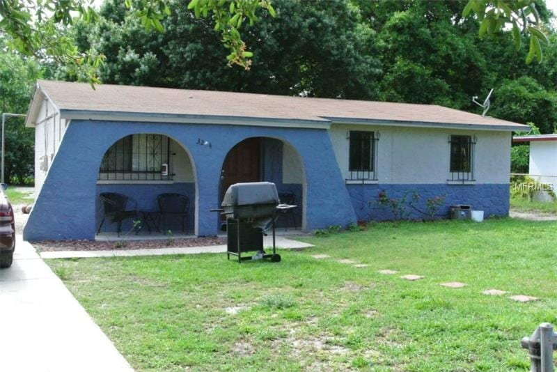 Investment Property: 3204 Cord St, Tampa, FL 33605