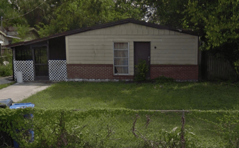 Investment Property: 6904 Larmon St, Tampa, FL 33634
