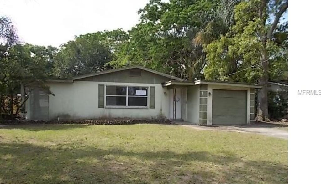 Recent Real Estate Investment Property: 1905 E Bougainvillea Ave. Tampa, FL 33612