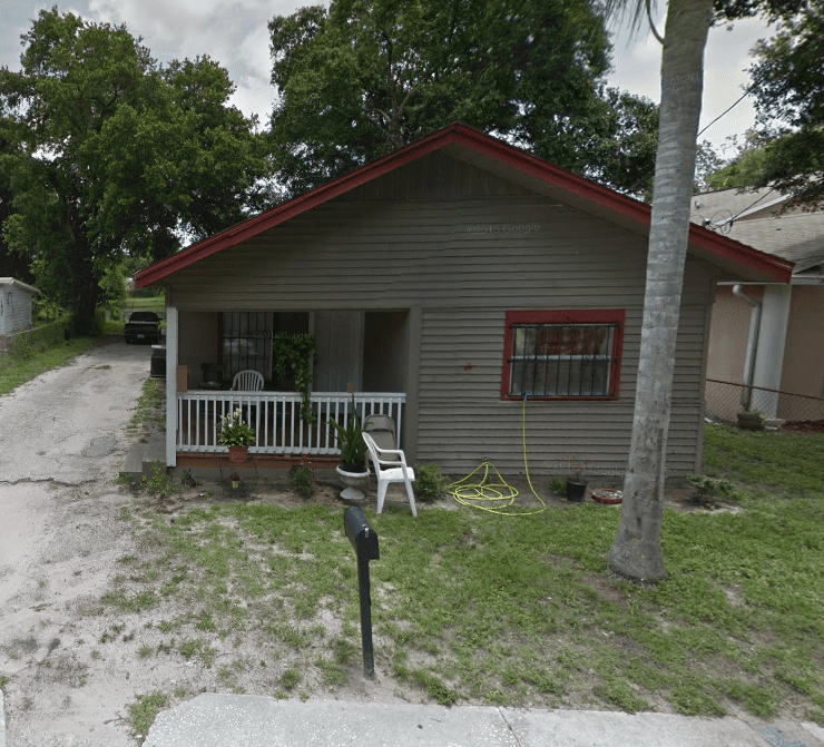 Investment Property: 3707 N 12th St, Tampa, FL 33603