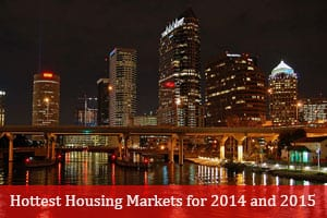 Hottest Housing Markets for 2014 and 2015